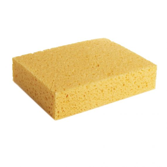 Richards 8 inch X 5 inch X 2 1/2 inch Cellulose Sponge