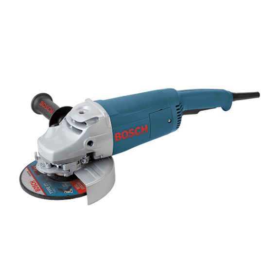 Bosch 7 inch Large Angle Grinder with Rat Tail 120V