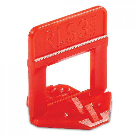 Raimondi 3D RLS 1/8 inch (3 mm) Leveling Clips 100 pieces