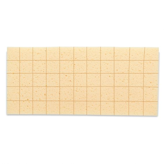 Raimondi 5 inch X 12 inch Sweepex Replacement Sponge with Cuts