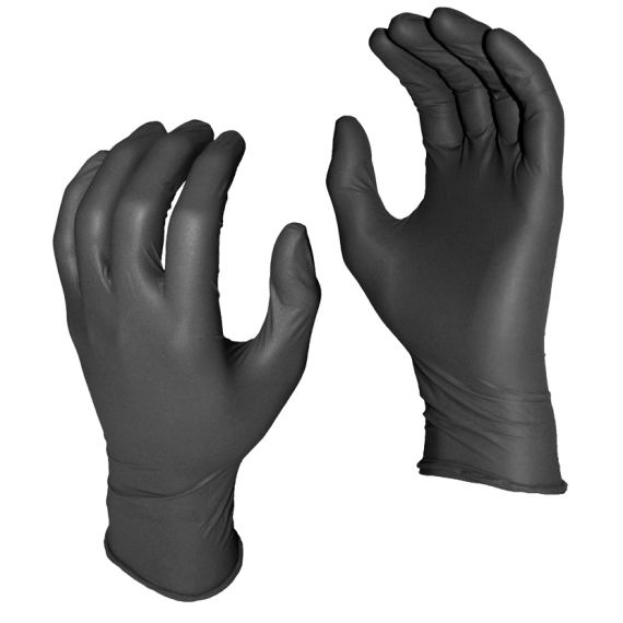 Watson Gloves 8 mil Monkey Wrench (Size Large, 50 gloves)