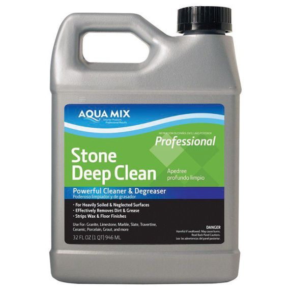 Aquamix 1 Gallon Stone Deep Clean 30193