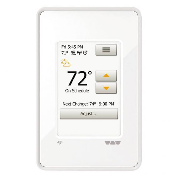 Schluter DITRA-HEAT-E-WiFi Programmable Thermostat