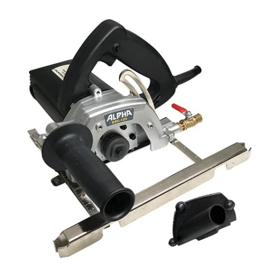 Alpha ESC-125 Electric Wet/Dry Stone Cutter