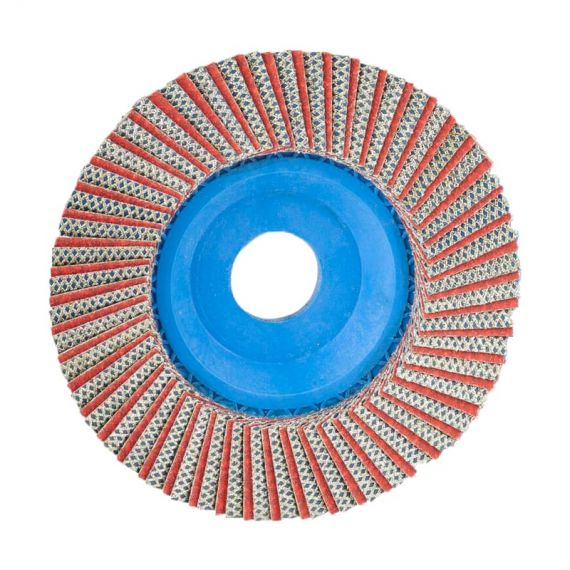 Montolit 4.5in Fleximont Grinding Wheel Rough 60 Grit