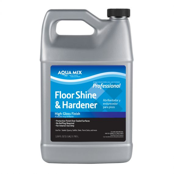 Aquamix 1 Quart Floorshine & Hardner 40282
