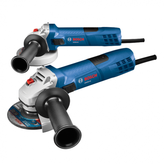 Bosch 4 1/2 Small Angle Grinder 120V - 2 Pack