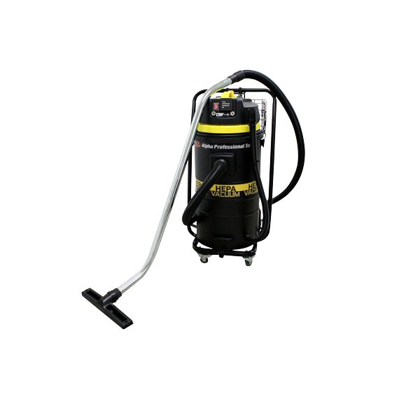 Alpha HEPA Wet/Dry Vacuum 15 gallon