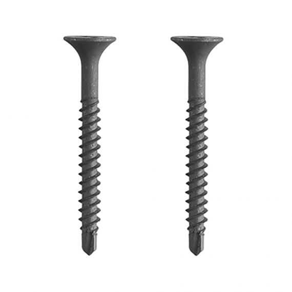"Schluter KERDI-BOARD-ZS COARSE THREAD SCREWS 1-5/8"" (200)"