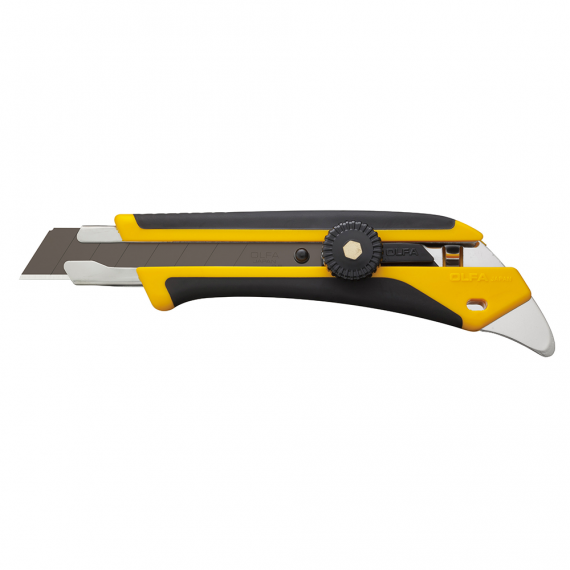 OLFA Fiberglass-reinforced Utility Knife with Ratchet-lock (18mm)