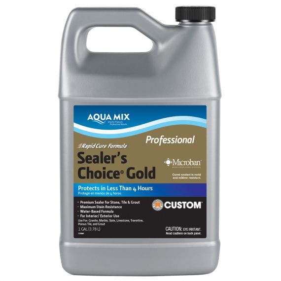 Aquamix 1 Gallon Sealers Choice Gold 30883