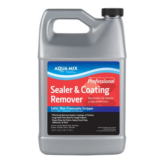 Aquamix 1 Gallon Sealer & Coat Remover 10263