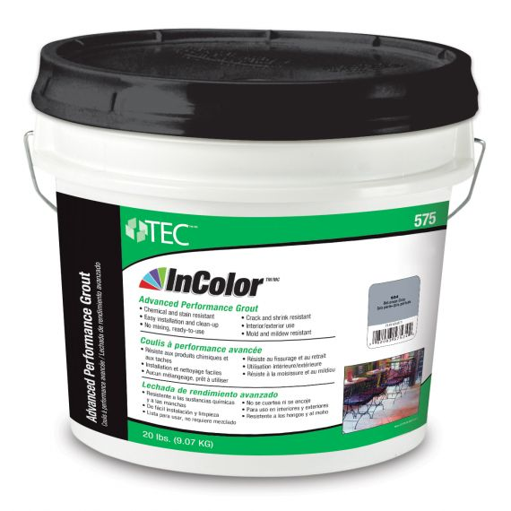 TEC® 10 lbs. InColor™ Advanced Performance Grout, 903 Birch