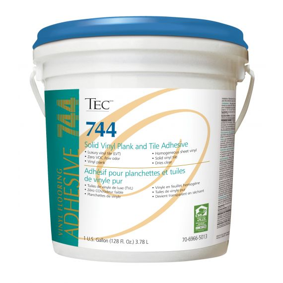 TEC® 744 Solid Vinyl Plank and Tile Adhesive 1 gal.