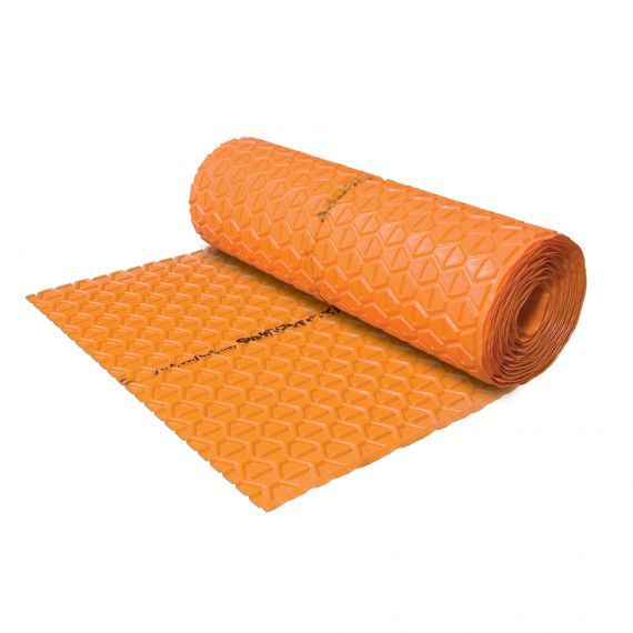 Schluter TROBA DRAINAGE MEMBRANE 215 SF (Sold by Roll)