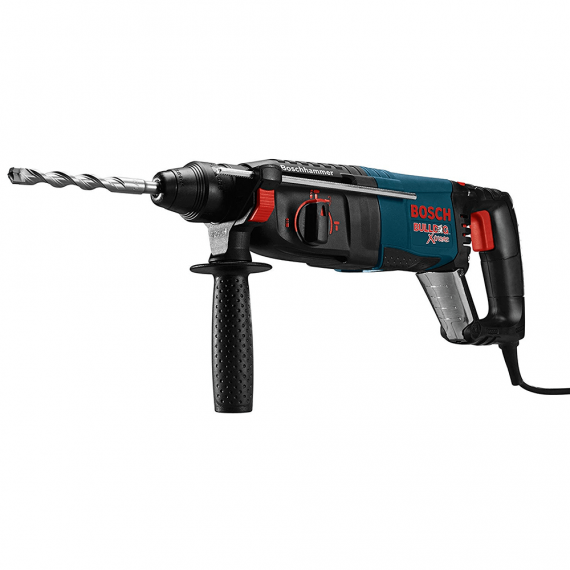 Bosch 1 Inch SDS-plus Bulldog Xtreme Rotary Hammer D-Handle Design