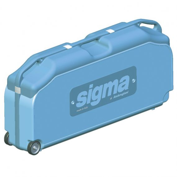 Sigma Empty Case For Cutter