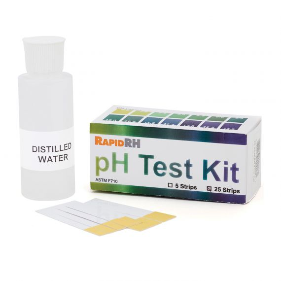 Wagner pH Test Kit 25 Strips
