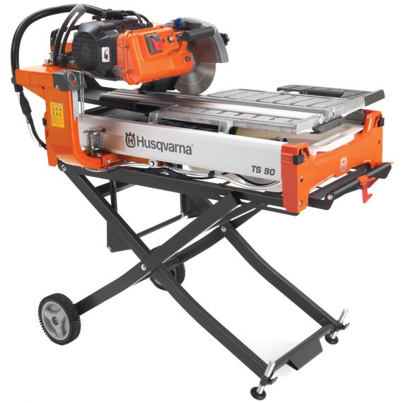Husqvarna 115 Volt TS90 Tile Saw 1.5HP