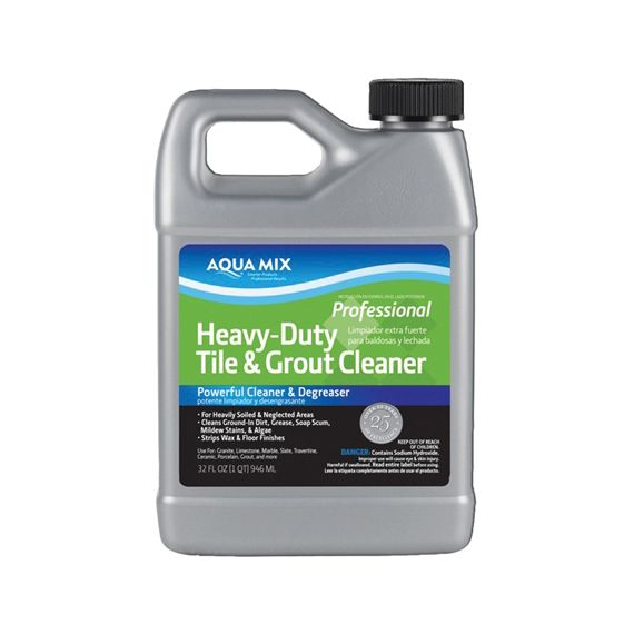 Aquamix Heavy Duty Tile & Grout Cleaner - 946 ml