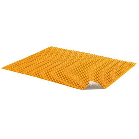 "Schluter DITRA-HEAT-DUO MEMBRANE SHEET 3'3"" X 2'7"" = 8.6 SF"
