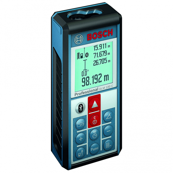 Bosch Laser Measure with Bluetooth Wireless Technology 330 ft
