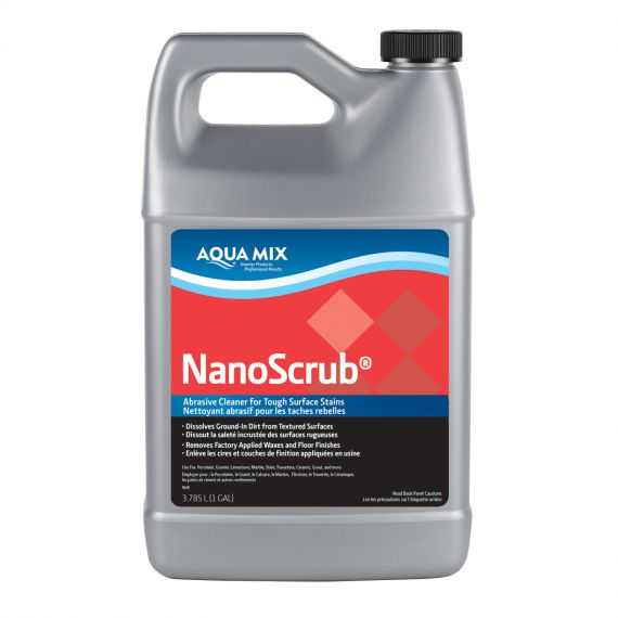 Aquamix 1 Quart Nano-Scrub Cleaner 100978