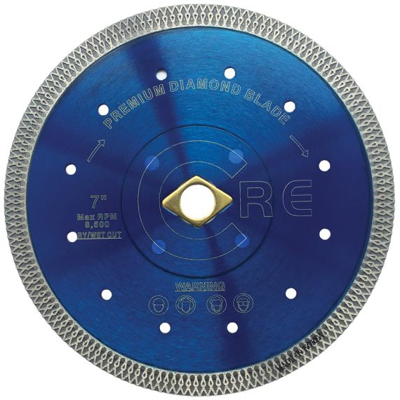 Piranha 10 inch Silent Core Mesh Type Turbo Blade