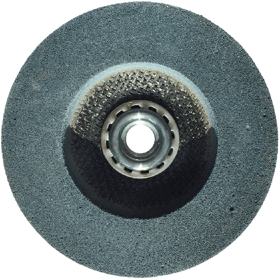 Alpha 4.5 inch PVA VP 220 Grit (Medium)  Polishing Disc 5/8-11