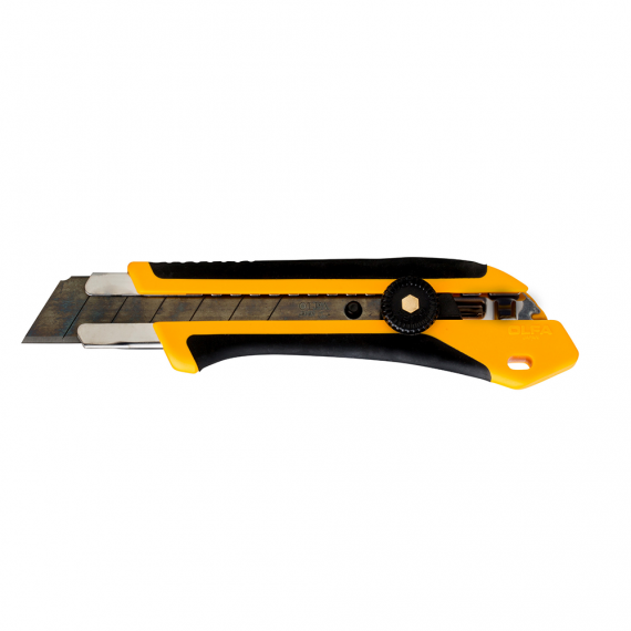 OLFA Fiberglass-reinforced Ratchet-lock Utility Knife (25mm)
